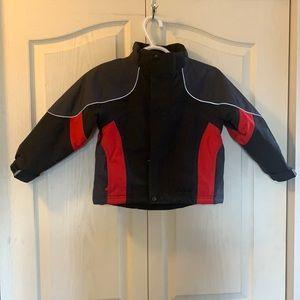 L.L Bean boys ski jacket size 5-6